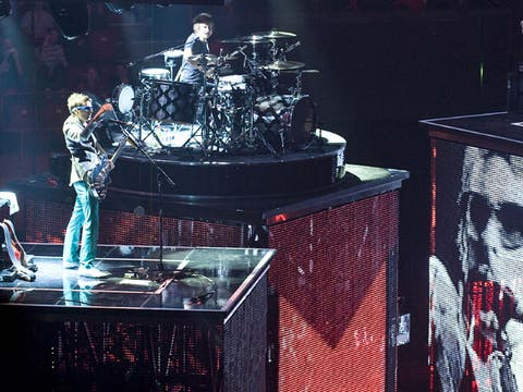 Muse 'fail to break even' after expensive tours | Gigwise