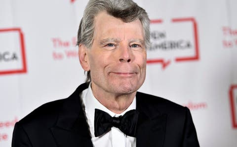 Novelist stephen king has personal reasons for wanting racist novelist stephen king has personal reasons for wanting racist dumbbell steve king out of office m4hsunfo