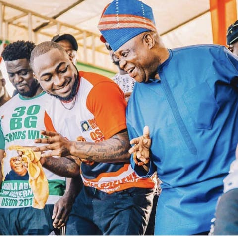 Davido - Osun governorship election tribunal