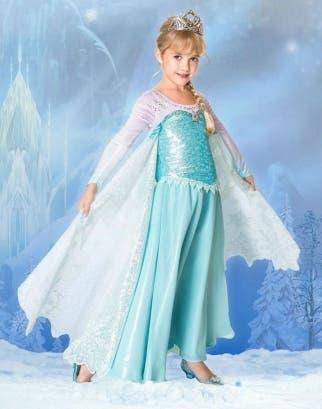 Disney\'s \'Frozen\' Dress Sets Off $1,600 Frenzy by Parents   Media ...