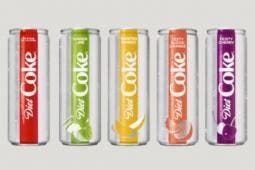 Diet Coke Gets A New Look Adds Flavors Cmo Strategy Ad Age