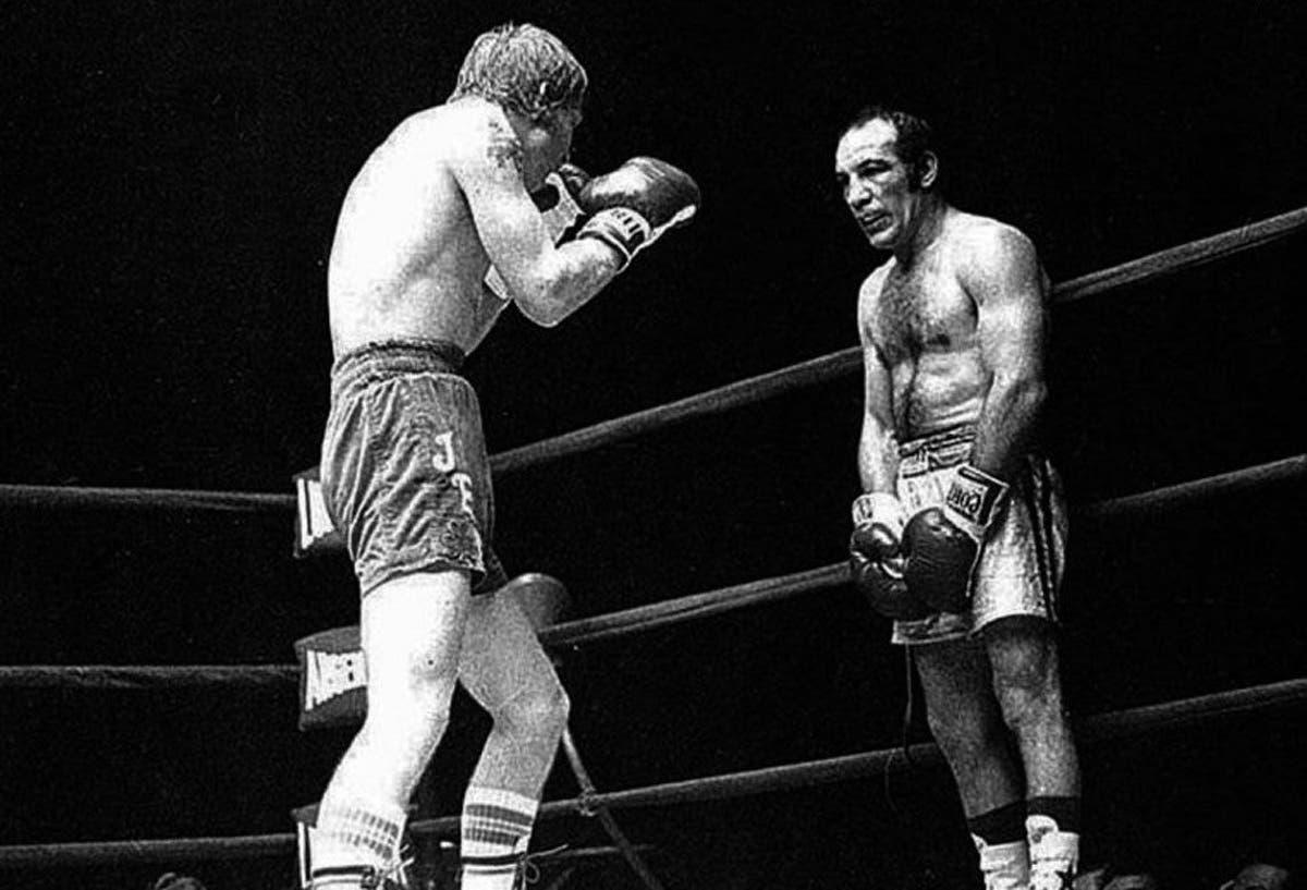 Nicolino Locche El Intocable Boxeo