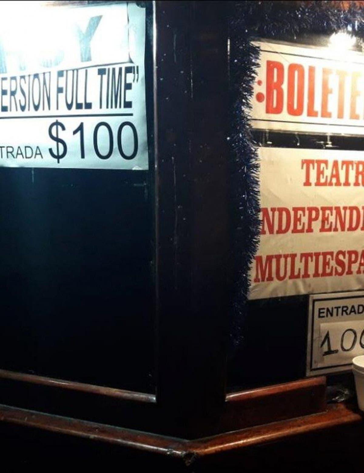 Abuso En El Cine Porno microentro: clausuraron un cine porno clandestino donde se