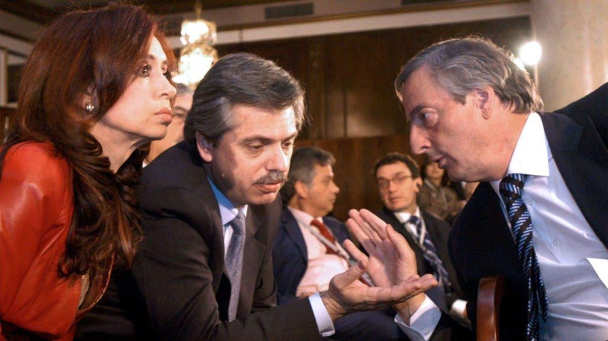 Cristina y Alberto Fernández recordaron a Nestor Kirchner a 70 ...