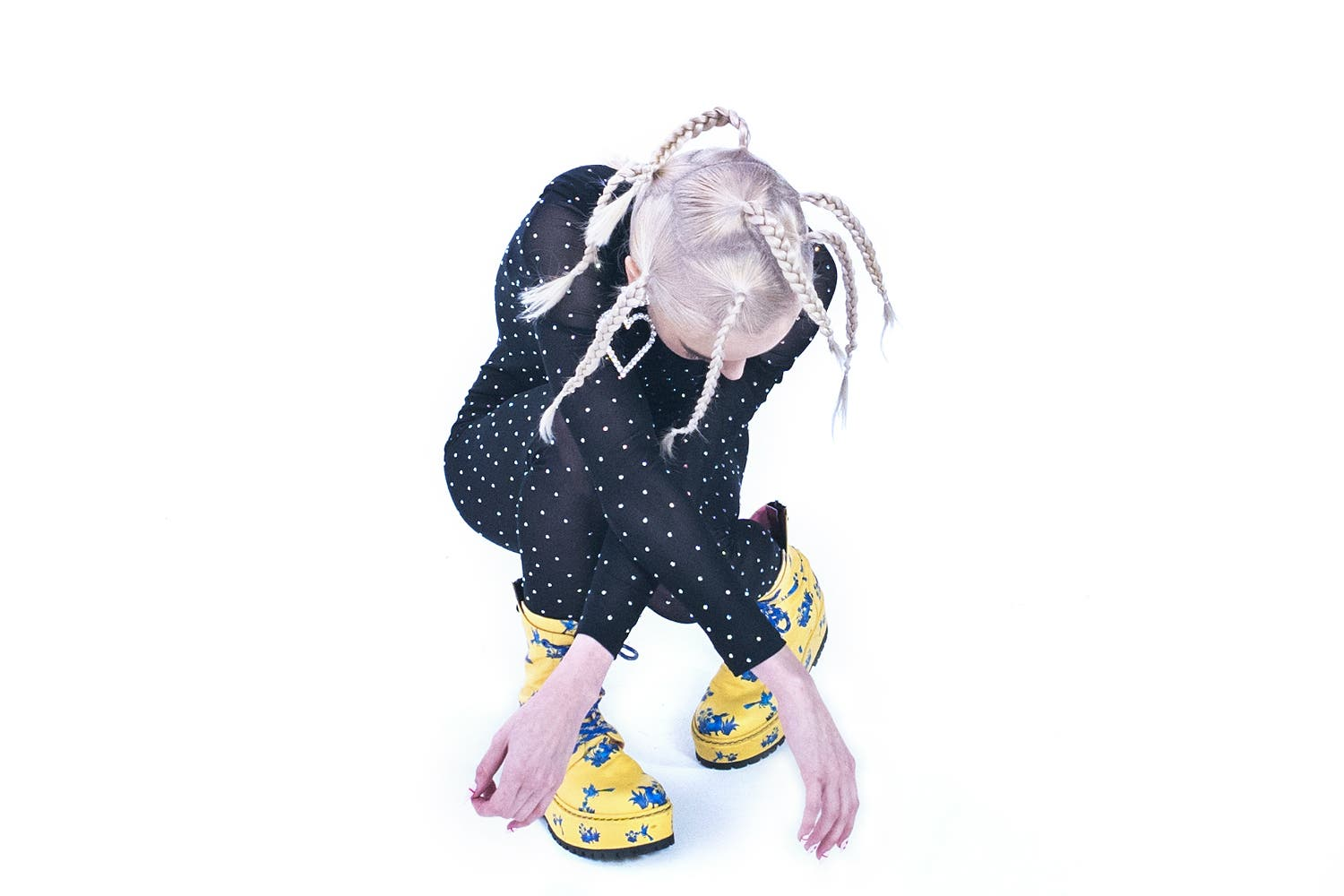 Poppy's track by track guide to new EP Choke   Gigwise   Gigwise