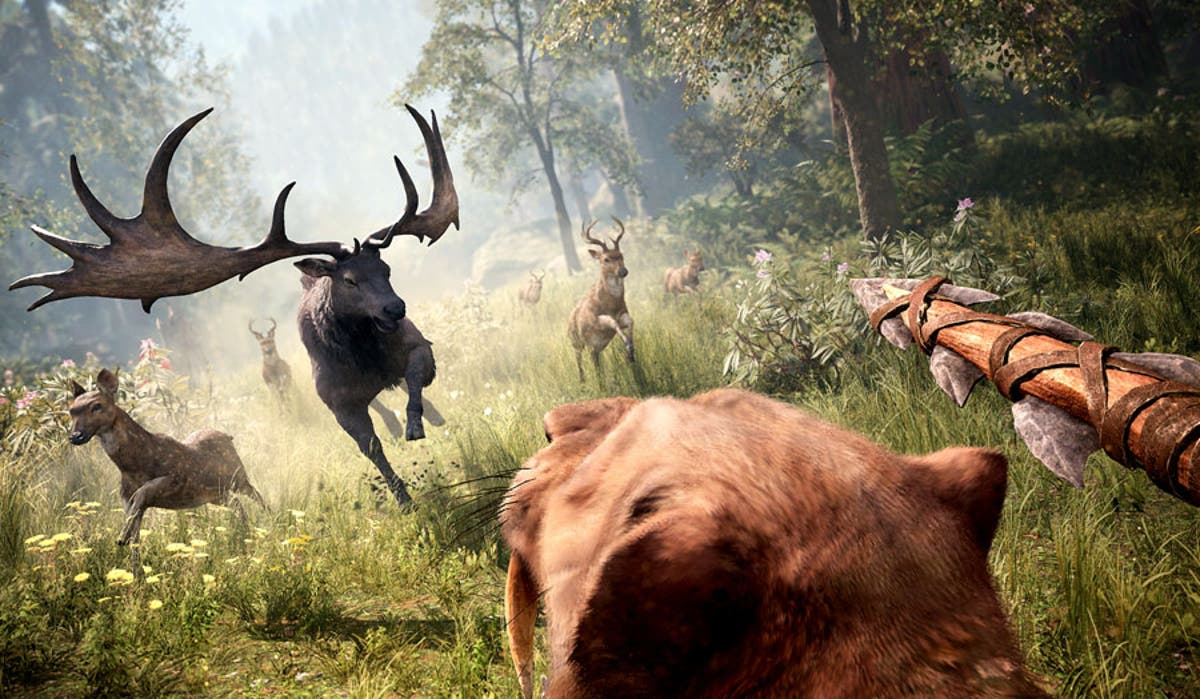 Zadzooks Far Cry Primal Review Conquer The Stone Age One