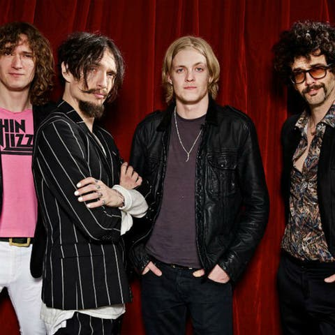 The Darkness unveil new Christmas track \'I Am Santa\' | Gigwise