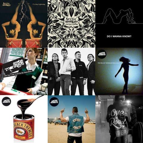 Arctic Monkeys' 21 greatest songs, ranked | Gigwise