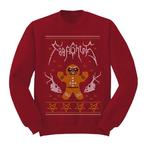 Foo Fighters Xmas Jumpers Are Great Gigwise