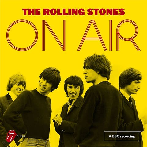 The Rolling Stones announce new album On Air and share rare