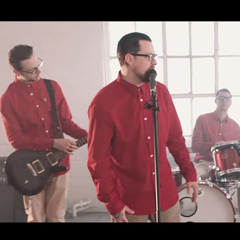 the good charlotte boys are back with mikey way for makeshift love