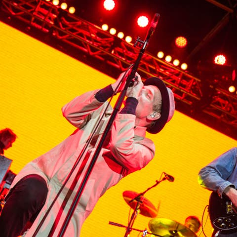 Belle And Sebastian Somerset House London 18072015 Gigwise