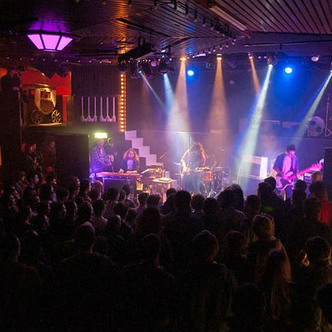 The 48 best gig venues from across the UK | Gigwise