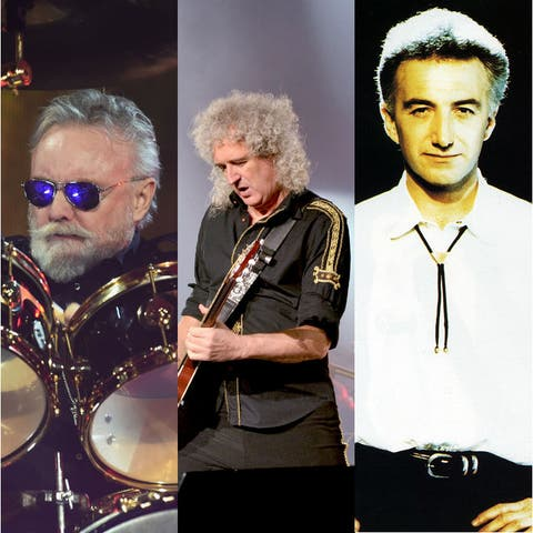 10 facts about the members of Queen that aren't Freddie Mercury