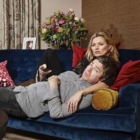 Watch: Noel Gallagher appears on 'Celebrity Gogglebox' | Gigwise