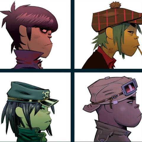 They're coming back: Gorillaz' greatest tracks, ranked   Gigwise