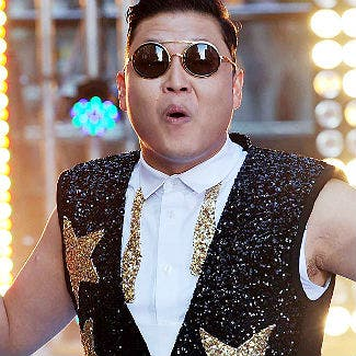 Shock over 'Gangnam Style' star Psy's 'kill them f**king