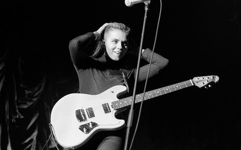 Lynn from pvris sexuality