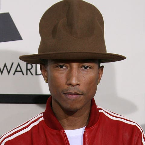Pharrell Williams selling  that  Vivienne Westwood hat on eBay  77ff5408992