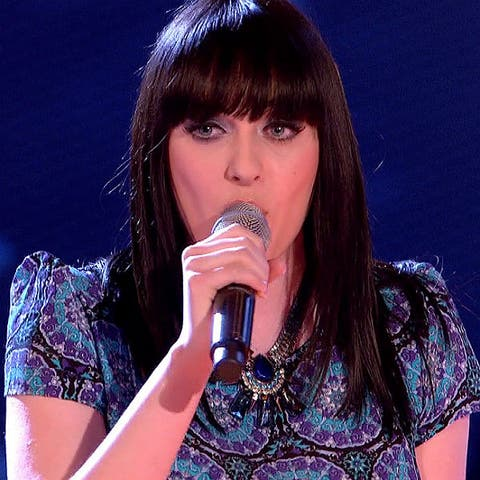 The Voice singer hits the iTunes top 50 with Foo Fighters cover