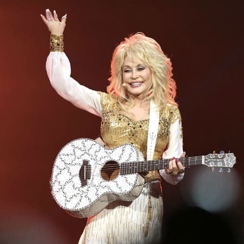 13 times Dolly Parton took on rock songs and owned them