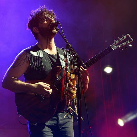 Foals unveil 360 degree, interactive video for 'Mountain At My Gates
