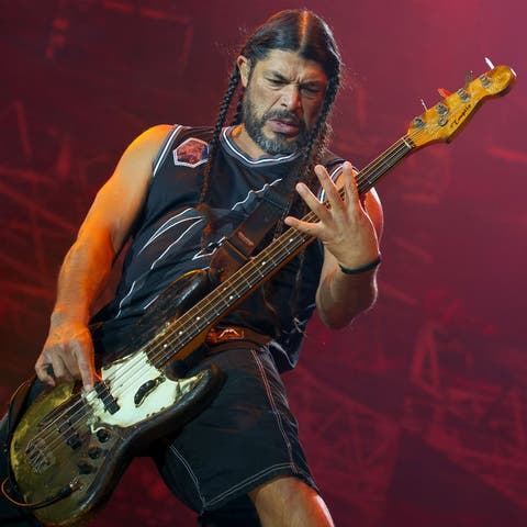 Motorhead and Metallica members to perform together in