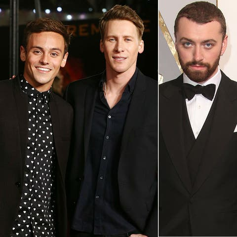 Tom daley dating history