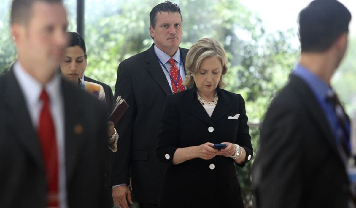 Candidate Hillary Clinton endorsed idea of political dirt from overseas