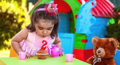 Birthday Party Ideas For A 2 Year Old Girl