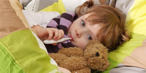 When to Take a Toddler to the Emergency Room With a Fever
