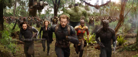 There Are 76 Avengers Infinity War Characters